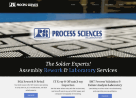 Process-sciences.com thumbnail