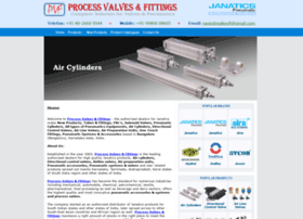 Processvalves.in thumbnail