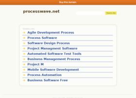 Processwave.net thumbnail
