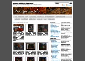 Prodajaslika.info thumbnail
