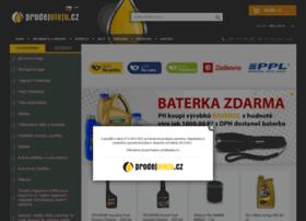 Prodejoleju.cz thumbnail
