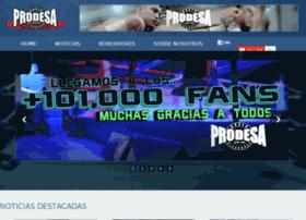 Prodesa.com.ni thumbnail