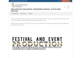 Prodigiousdesign.com thumbnail