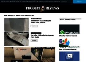 Product-reviews.net thumbnail