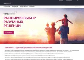 Products.veropharm.ru thumbnail