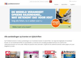 Proefabonnement.nl thumbnail