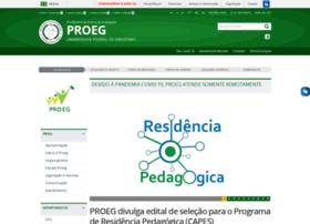 Proeg.ufam.edu.br thumbnail