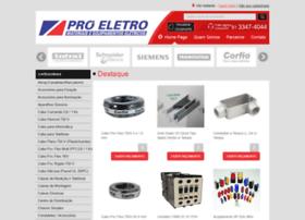 Proeletro.com.br thumbnail