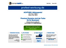 Profeel-werbung.de thumbnail