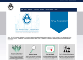 Professionalconstructor.org thumbnail