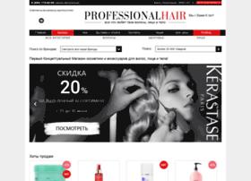 Professionalhair.ru thumbnail