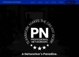 Professionalnetworkers.com thumbnail