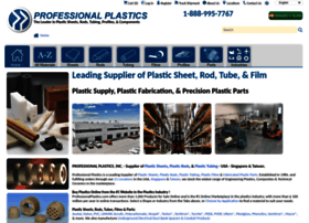 Professionalplastics.com thumbnail