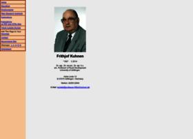 Professor-frithjof-kuhnen.de thumbnail