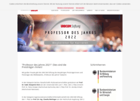 Professordesjahres.de thumbnail