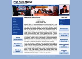 Professornavin.info thumbnail