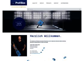 Profibox.co.at thumbnail