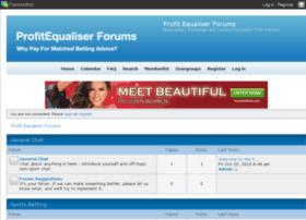 Profitequaliser.co.uk thumbnail
