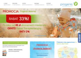 Progenis.pl thumbnail