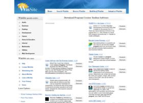 Program-creator-toolbox.winsite.com thumbnail