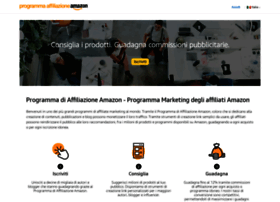 Programma-affiliazione.amazon.it thumbnail