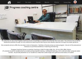 Progresscoachingcentre.in thumbnail
