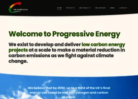 Progressive-energy.com thumbnail