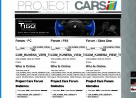 Project-cars.fr thumbnail