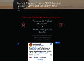 Project-shapeshift.net thumbnail