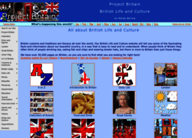 Projectbritain.com thumbnail