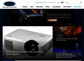Projectorcentral.com thumbnail
