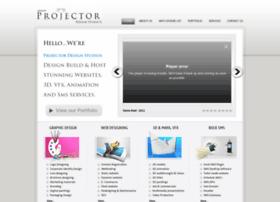 Projectorproductions.com thumbnail