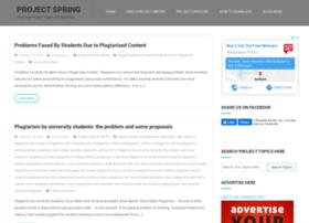 Projectspring.com.ng thumbnail