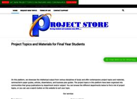 Projectstore.com.ng thumbnail