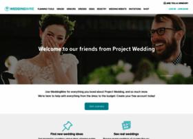 Projectwedding.com thumbnail