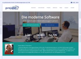 Projekt-software.de thumbnail