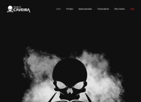 Projetocaveira.com.br thumbnail