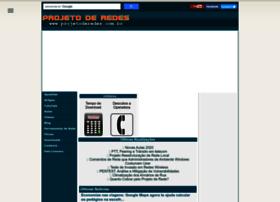 Projetoderedes.com.br thumbnail