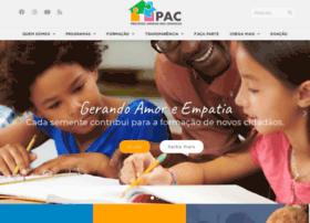 Projetopac.org.br thumbnail