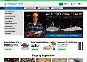 Prolighting.com thumbnail