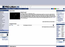 Prolinux.de thumbnail