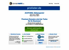 Prolister.de thumbnail