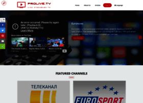 Prolive.tv thumbnail