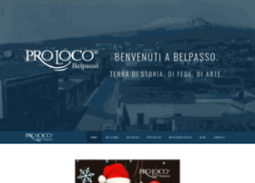 Prolocobelpasso.it thumbnail