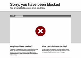 Prom-electric.ru thumbnail
