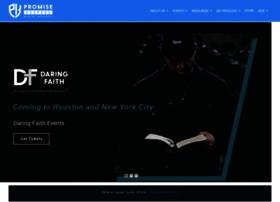 Promisekeepers.org thumbnail