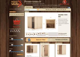 Promo-sauna.fr thumbnail