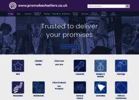 Promobestsellers.co.uk thumbnail