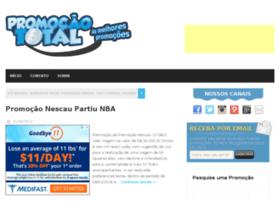 Promocaototal.com.br thumbnail