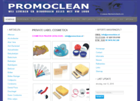 Promoclean.nl thumbnail